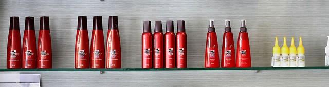 Kosmetyki do prostowania włosów