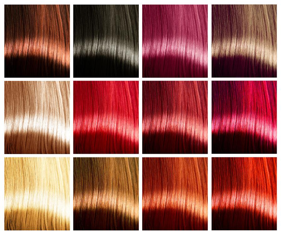 Farby do włósów