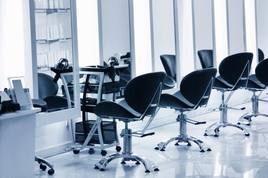Stanowiska fryzjerskie
