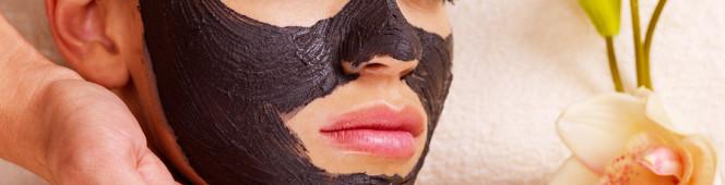 Maski borowinowe